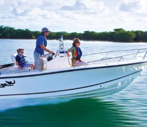 Key West Skiff Boat Rentals
